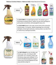 Definitely my favorite product alternatives to those nasty household hatsh chemicals!