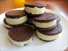 Guest Post: Day 3 +Raw Vegan Ice Cream Sandwich Recipe - Just Glowing with Health - Healing Fibromyalgia with Raw Foods