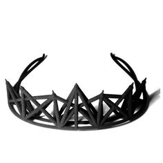 Radical Tiara ($50) ❤ liked on Polyvore featuring accessories, hair accessories, jewelry and hair