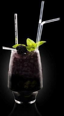 Black Mojito // (c) Bar Plaza Athénée