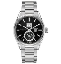 Calibre 8 GMT and Grande Date Automatic watch 41mm