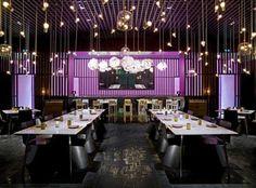 Modern Luxury Hotels Contemporary Restaurants Interior Lighting