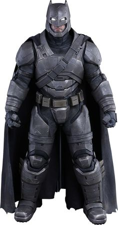 Batman v Superman Dawn of Justice Movie Masterpiece Action Figure 1/6 Armored Batman 33 cm