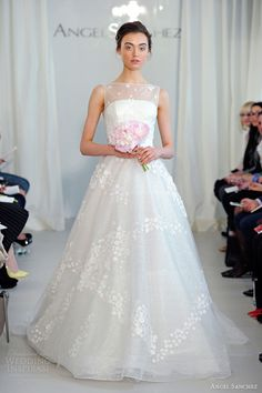 Angel Sanchez 2014 Wedding Dresses | Wedding Inspirasi