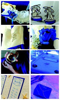 Blue themed wedding: screenshots taken from Sara & Gianluca wedding video in Viareggio, Tuscany (Italy). Wedding Video by http://gattotigre.it/wedding