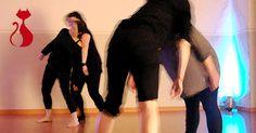 Laboratorio-corpo: sessione di contact improvisation
