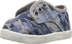 Toms Boys 10009778 DEEP OCEAN CAMO PASEO Sneaker Blue 3 M US Infant *** Click image to review more details.Note:It is affiliate link to Amazon.