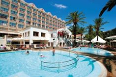 Cala Galdana Hotel, Menorca