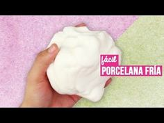 ❤PORCELANA FRIA: Receta PERFECTA! No se agrieta, flexible y suave! ★El Arte de Pau★Tutoriales★ - YouTube