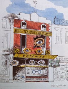 Barbara Jones, a contemporary of one of my heroes, Eric Ravilious.