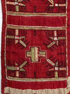 Марийская вышивка / Mari embroidery. Russia