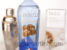 #pinnacle salted caramel vodka