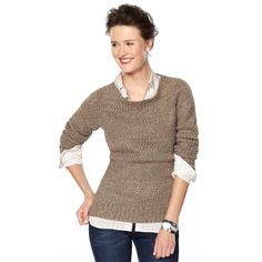 FOSSIL® Clothing Sweaters:Clothing Elise Sweater WC2669