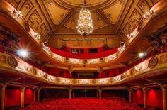Braila Romania Maria Filotti theater most beautiful theaters romanians culture eastern europe Eastern Europe, Architecture Design, Building, Travel, Beautiful, Image, Culture, Theatres, Opera