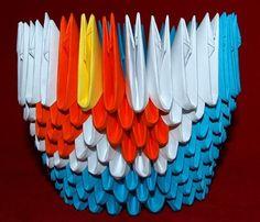 08 3D Origami Matryoshka