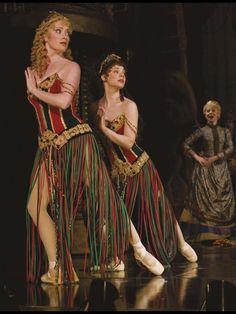 The Phantom of the Opera ballet girls.