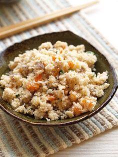 Japanese food / 卯の花(Unohana)