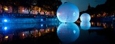 Music of the Spheres, Aura River in Turku, August 2011