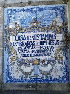Bom Jesus do Monte:) Foto de José Freitas