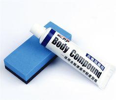Auto Car Body Paint Repair Scratch Remover Wax Cream Painting Repair Kit Car Cleaner Set