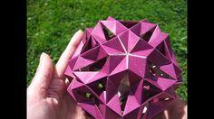Origami ❉ Money-Box ❉ Kusudama -  Valentina Minayeva