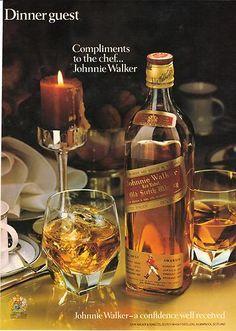 Casa De Muñecas Retro Metal Sign = whisky escocés