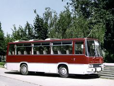 Ikarus 230 Prototype '1969