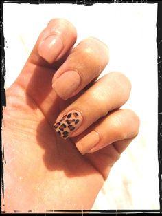 #leopard #nails