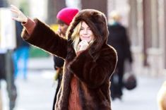 fox fur parka | Fashion