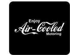 Enjoy Aircooled, VW , Vinyl Car Graphic, Decal,Sticker