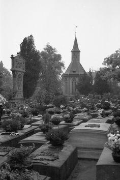 Nurnberg cemetery