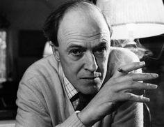 Roald Dahl- El maravilloso autor de  Charlie y la fábrica de chocolate, James y el melocotón gigante.