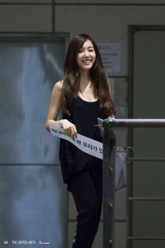 Tiffany - 160624 The Agit Weekend Concert Girls Generation, Girls' Generation Tiffany, Snsd Tiffany, Tiffany Hwang, Winner, Asian Celebrities, Airport Style, Airport Fashion, Young Ones