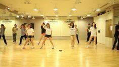 KARA- Mama Mia (Dance Practice)