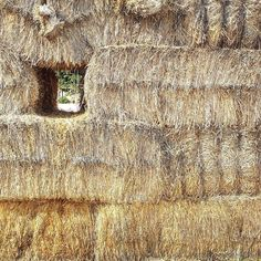 #green #facade is a #cliche II - #sustainability is a #cliche II - #bale of #hay #enclosure in an #Italian #countryside [[[ #facade #project ]]] {{{ #italy #architecture #puglia }}}
