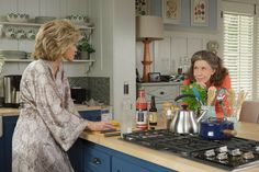 On the Set of Grace and Frankie | Traditional Home