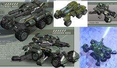 halo scorpion battle tank - Google Search