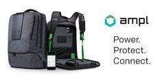 AMPL - The World s Smartest Backpack e2f53b7001