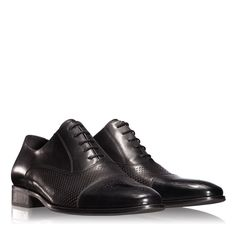 Anna Cori - Incaltaminte, genti si accesorii - Incaltaminte 1289.2 VITELLO NERO Formal Shoes, Spring Summer 2016, Men's Collection, Oxford Shoes, Anna, Dress Shoes, Lace Up, Leather, Fashion