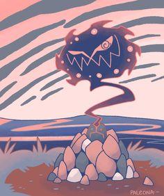 Sinister Sinnoh by *Paleona on deviantART