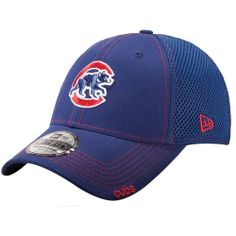 9434a9ea3fa Chicago Cubs 39Thirty Neo Royal  Alternate Logo  Flex Hat by New Era