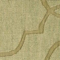 rug detail, dining