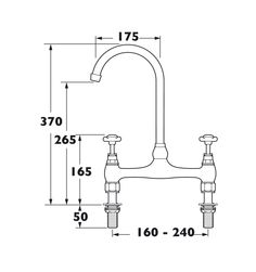Technical drawing QSV14305 / LDC880 Technical Drawing