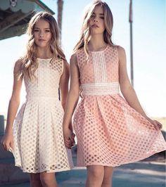 Kristina Pimenova y Jade Weber, hermosas modelos