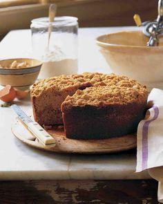 Cardamom Streusel Coffee Cake Recipe