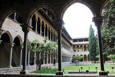 Rutas Mar & Mon: Museos de Barcelona gratis el Primer Domingo de Mes - Monasterio de Pedralbes