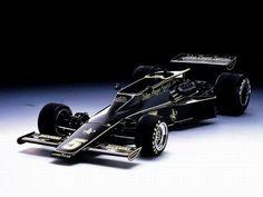 1976 Lotus 77 - Ford