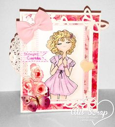 Alis Scrap: Blog Hop Aniversario Pretty & Crafters