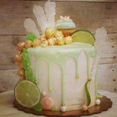 Margarita CreamPunk Cake