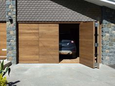 Garage Doors - Urban Front - Contemporary Front Doors UK